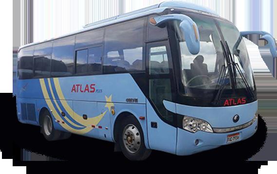 Transporte de turismo en Quito Ecuador